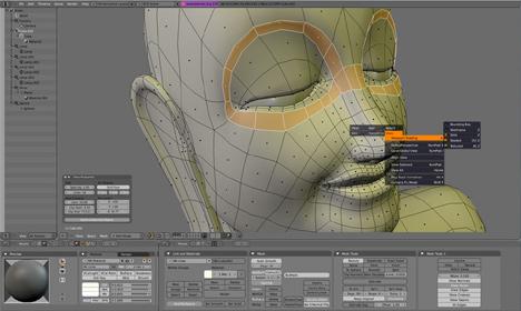 La 3D avec Blender
